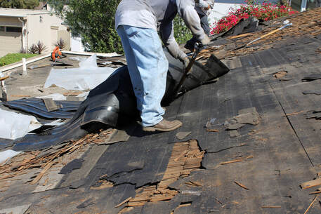 Complete Roof Replacement Services